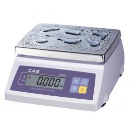 Kuchyňská váha CAS SW 1W-20kg - voděodolná