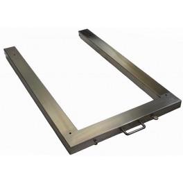 Paletová váha P4T1012L 600kg