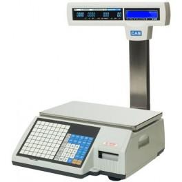 Váha systémová CAS CL-5500-15kg s nožkou