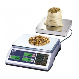 Počítácí váha CAS EC-2 30kg s možností externí plošiny