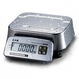 Vodovzdorná váha CAS FW-500 15kg