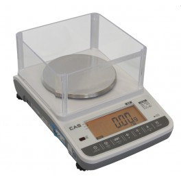 Laboratorní váha CAS XE 300g bez ověření