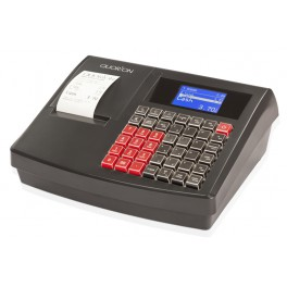 Registrační pokladna QMP 18 bez zásuvky, černá