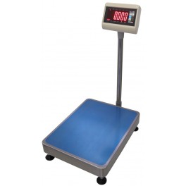 Váha můstková 1T55CLN-DH, lak/nerez, váživost 60kg, dílek 20g