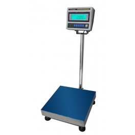 Váha můstková do 60kg, 400x400mm, s indikátorem CAS DBI