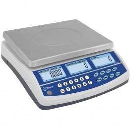 Počítací váha ověřitelná BAXTRAN BC-3kg se zákaz. displejem